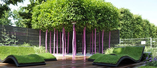 Jardins et design ext rieur aux tuileries du 27 au 29 mai for Decoration jardin exterieur design