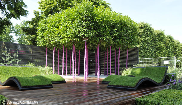 Jardins et design ext rieur aux tuileries du 27 au 29 mai for Deco design jardin