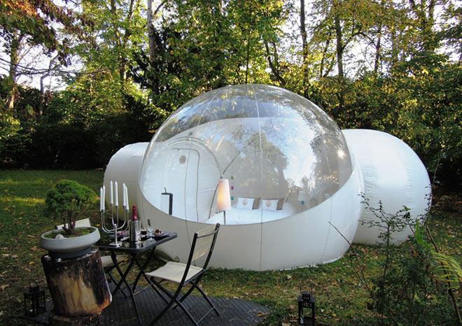 Design extérieur : la Bubble de mes rèves… | 01 Blog Déco