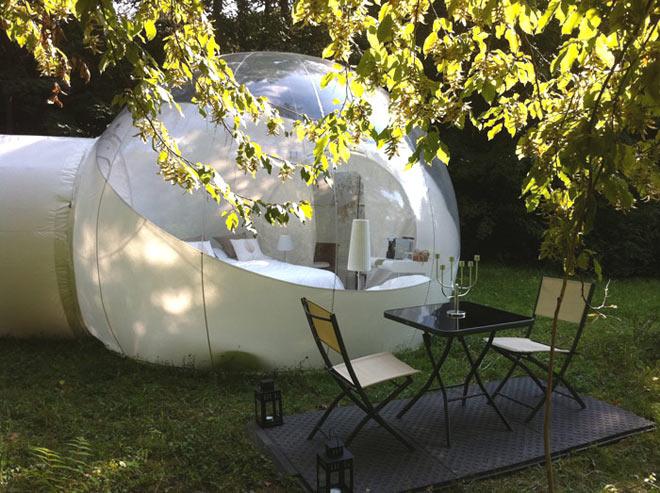 Deco design exterieur decoration fete exterieur | Materiaux naturels ...