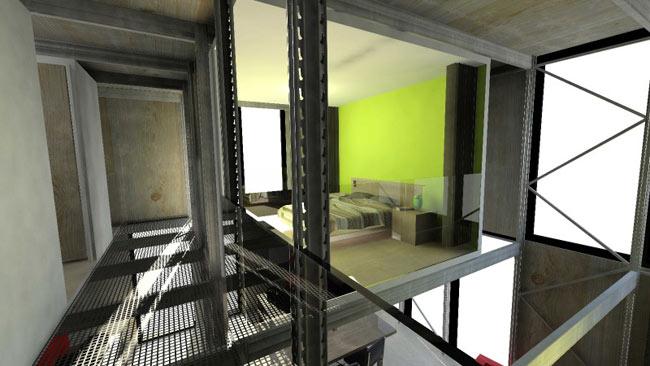 e cube une maison 100 responsable monter soi m me 01 blog d co. Black Bedroom Furniture Sets. Home Design Ideas