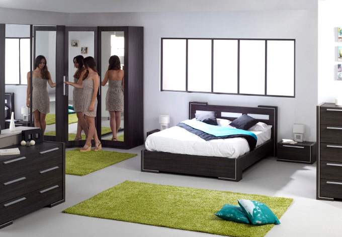 Meublez votre chambre coucher ingr dients et for Meuble pour chambre adulte