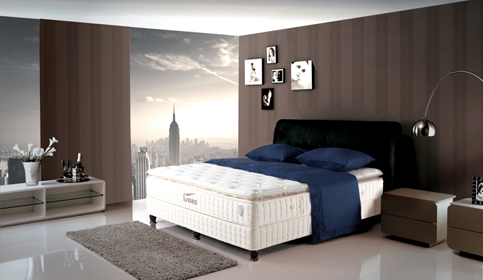 quelle literie choisir pour allier confort et design. Black Bedroom Furniture Sets. Home Design Ideas