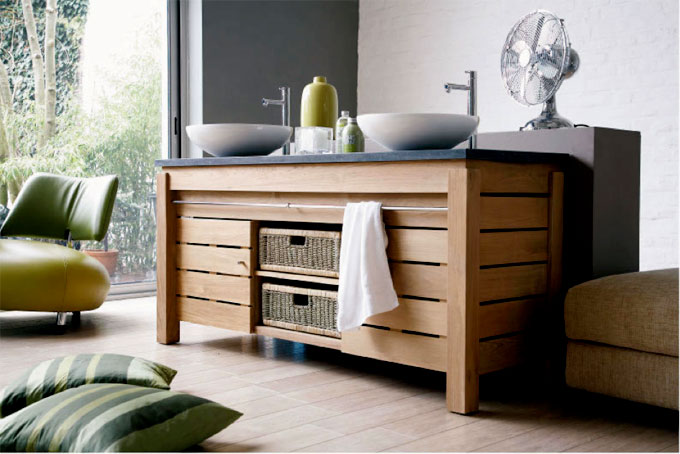 Cr ez un int rieur chaleureux naturel et durable gr ce - Meubles et decoration ...