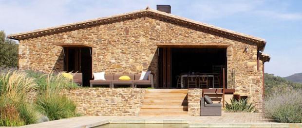 Villa cp en espagne par zest architecture 01 blog d co for Architecture 21eme siecle